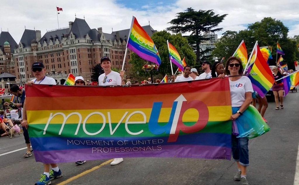 MoveUp Victoria Pride 2017