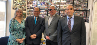 MoveUP meets with John Yap