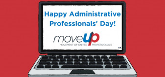 Happy Administrative Professionals Day
