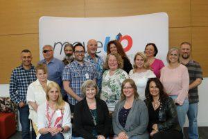 MoveUP Executive Board May 2018