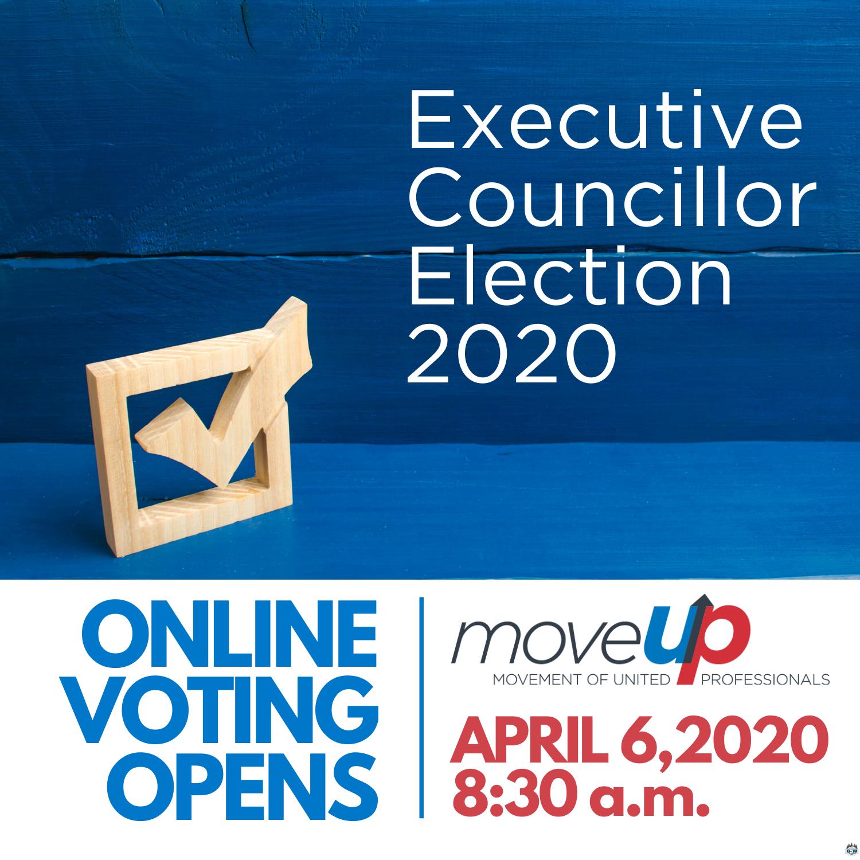 2020 Executive Councillor Election