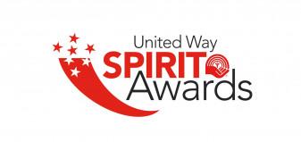 United Way Spirit Awards logo